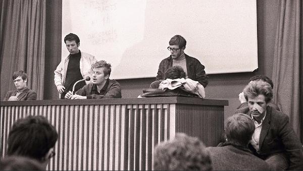 Movimento 22 de Março - Nanterre, 1968