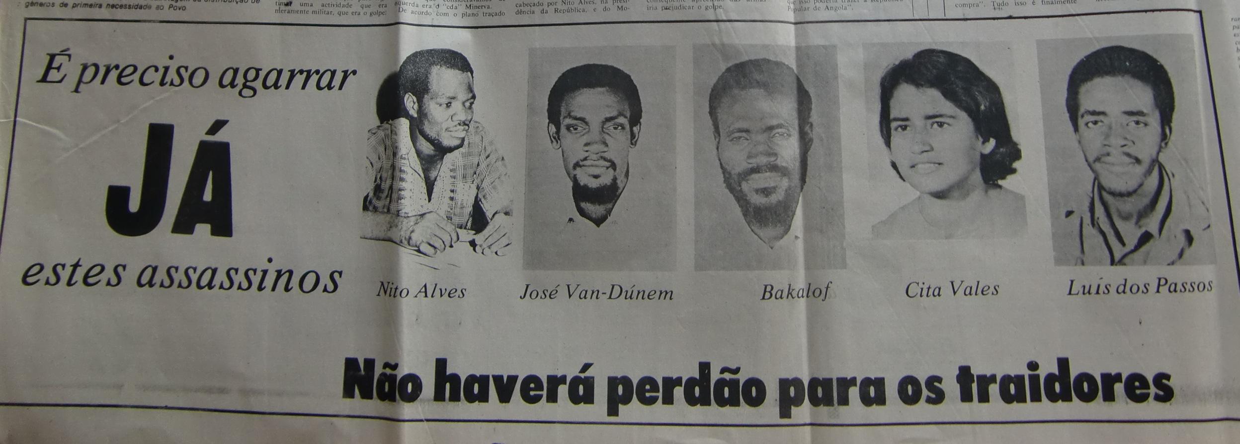 O Jornal de Angola e os apelos ao ódio