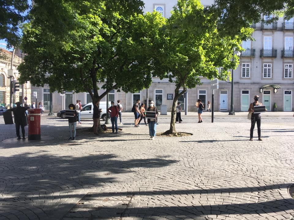 Vigília no Porto