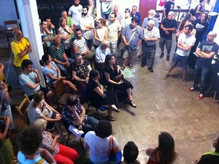 Foto da página de Facebook do Jardim do Caracol da Penha