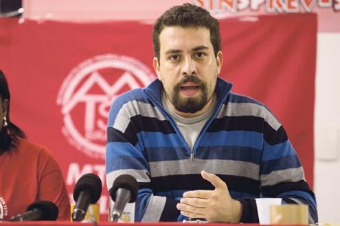 Guilherme Boulos - Foto Jeso Carneiro