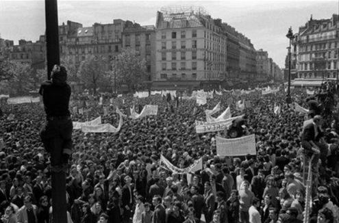 """""""Não vamos enterrar o Maio de 68"""""""