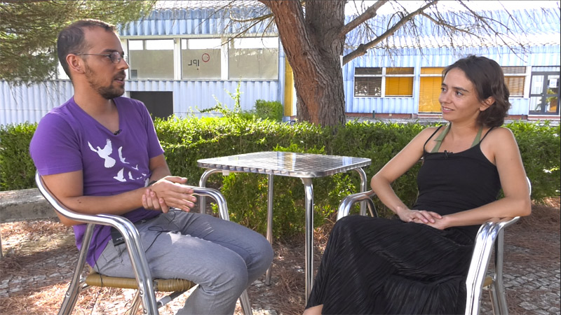 Ricardo Lafuente e Maria Manuel Rola