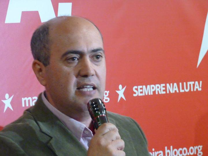 Roberto Almada responde a deputado do CDS Madeira | Esquerda
