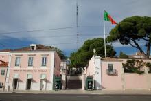 Palácio de Belém. Fonte: Presidência da República.