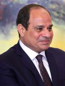 Sissi reeleito com 97% dos votos