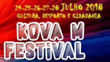 Kova M Festival divulga cultura africana
