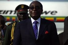 Robert Mugabe. Foto de Al Jazeera English, Flickr.