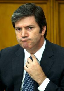 Paulo Núncio vai dar explicações ao Parlamento esta quinta-feira. Foto Miguel A. Lopes/Lusa
