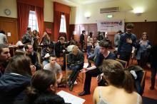 Foto Occupy LSE