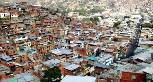 Bairro 23 enero, Caracas, Venezuela