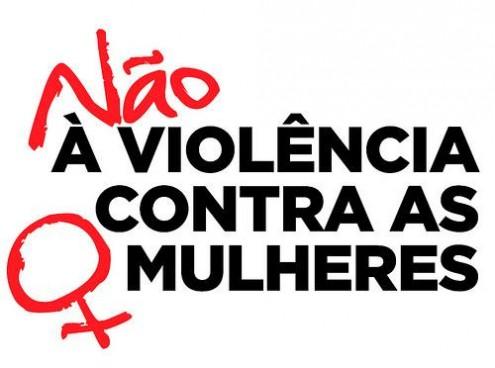 Resultado de imagem para diga nao a violencia contra as mulheres