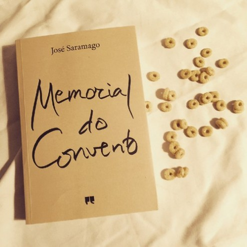 o livro memorial do convento