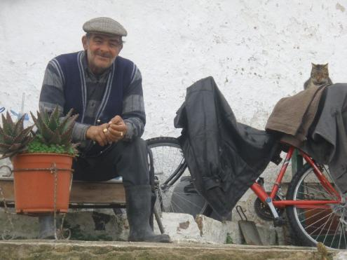 Sr. José António, Vidigueira. Foto de Fernando Moital/Flickr.