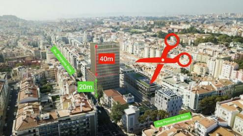 Imagem Stop Torre 60m Portugália/Facebook.