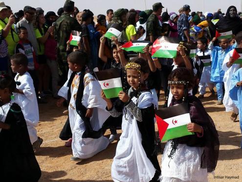 Dia da Criança? E as crianças saharauis?