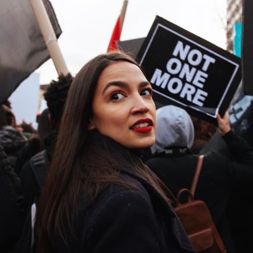 Alexandria, a jovem socialista que pode estar a caminho do Congresso dos E.U.A.