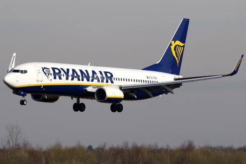 Ryanair tem de aplicar legislação laboral portuguesa