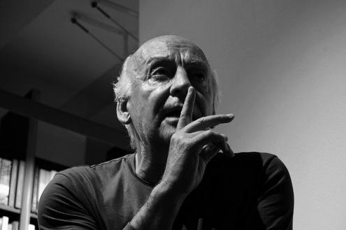 Galeano: A História escrita como poesia. Foto de Mariela De Marchi Moyano.