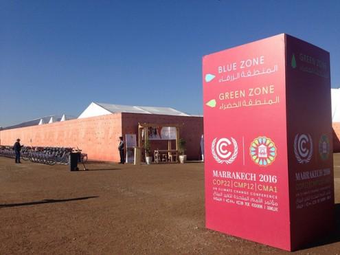 COP 22 em Marraquexe