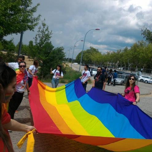 Bragança teve a sua primeira marcha do Orgulho LGBT