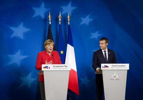 Alemanha e França querem reenviar pedidos de asilo para países de entrada