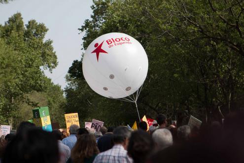 XI Convenção do Bloco de Esquerda: Entrevistas às moções - Foto de Paulete Matos