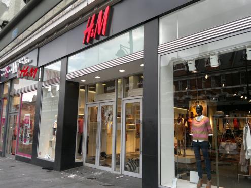 Paralisação por tempo indeterminado na distribuição da H&M em Portugal e Estado espanhol