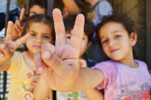 Nos últimos anos houve um aumento de 75% no número de crianças expostas a riscos associados a conflitos armados.