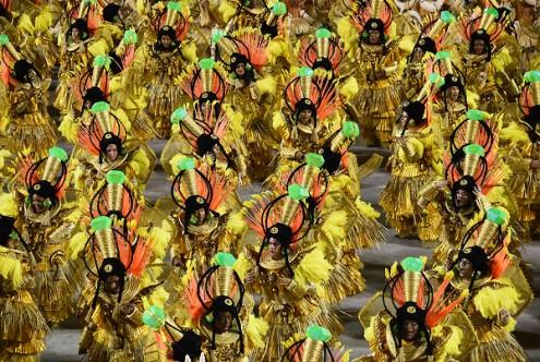 Escola de samba Imperstriz Leopoldinense