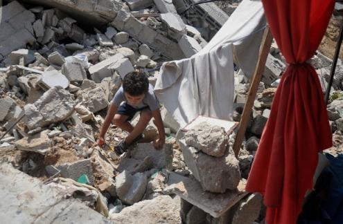 Bloqueio a Gaza provoca situação humanitária grave
