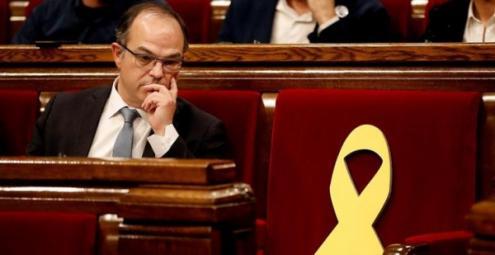 Jordi Turull iniciou greve da fome a 1 de dezembro e foi transferido para a enfermaria nesta sexta-feira