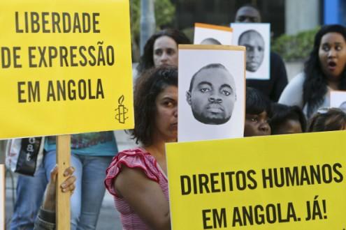 """A onda de repúdio que se instalou internacionalmente em solidariedade aos presos políticos do """"Processo 15+Duas"""" não serviu para dissuadir o regime ditatorial de suas práticas repressivas"""