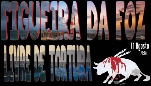 """Manifestação é convocada pelo movimento cívico """"Figueirenses Anti-Tourada"""""""