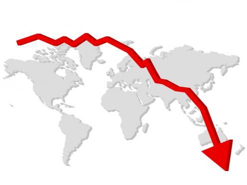 """""""Estamos a assistir ao final de um super-ciclo de endividamento e as consequências não serão agradáveis"""" - Imagem de Petr Kratochvil publicdomainpictures.net"""
