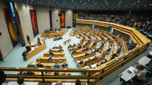 Tweed Kamer - O parlamento da Holanda tem 150 deputados