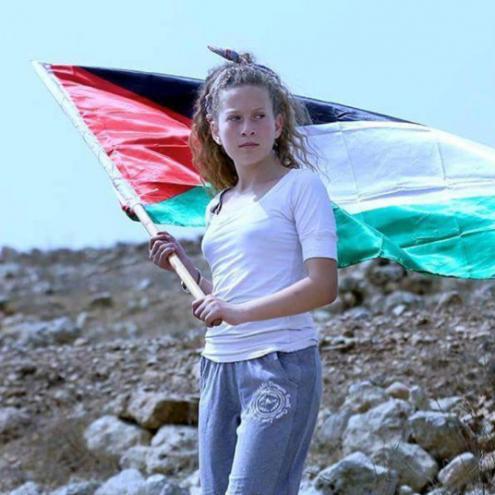 Liberdade imediata para Ahed Tamimi