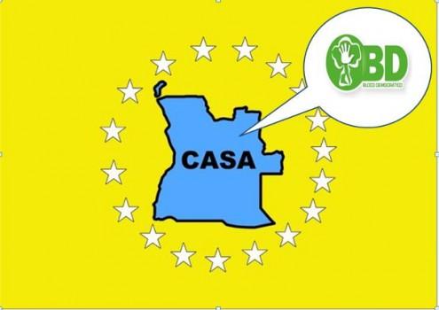 O Bloco Democrático decidiu juntar-se à coligação CASA-CE