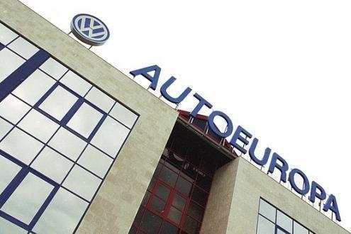 Comissão de trabalhadores quer reiniciar processo negocial — Autoeuropa