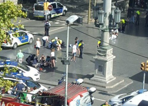 Daesh assume autoria de atentado terrorista em Barcelona