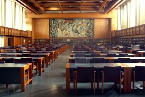 Biblioteca Nacional por André Kosters - Lusa