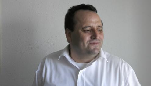Joaquim Perdigoto Ramos, da Associação de Apoio às Vitimas do Surto de Legionella, que vai por uma ação popular contra o Estado pela forma como o processo foi conduzido. O Ministério Público apenas estabeleceu nexo de causalidade em 73 das pessoas infetadas e em 8 das 12 mortes.