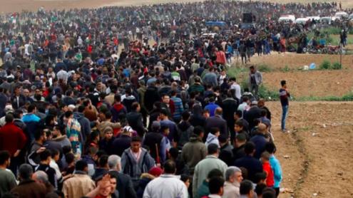 Desde o início da Marcha do Retorno, contam-se 119 mortos palestinianos e vários milhares de feridos.