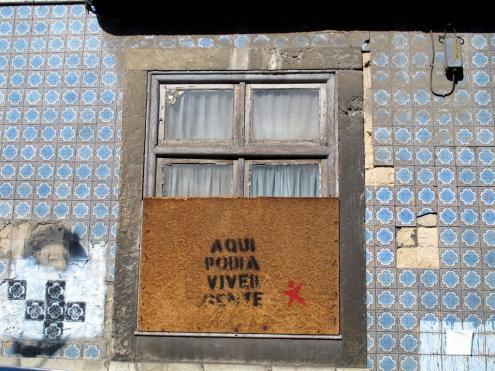 Em Portugal há 26 mil famílias sem uma habitação digna