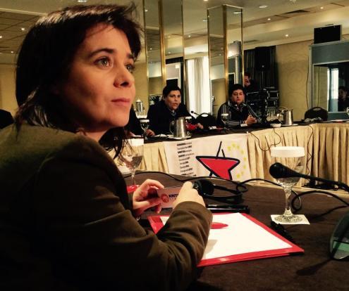 """""""Ficámos com a grande convicção de que muita coisa está a mudar na Europa"""", disse Catarina Martins"""