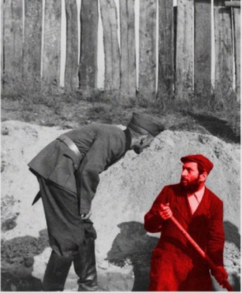 """A exposição """"Os Trabalhadores Forçados Portugueses no III Reich"""", no CCB, poderá ser visitada até ao dia 22 de janeiro de 2018. A entrada é livre."""
