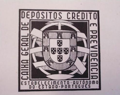 Caixa Geral de Depósitos, logo do século XIX