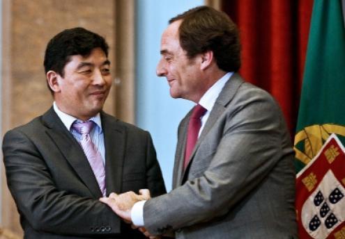 EDP: Estado chinês ganha 400 mil por dia | Esquerda