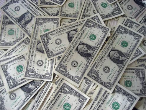 Dólar - Foto de 401(K) 2012/flickr