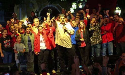 Mais de nove milhões votaram nas municipais, Presidente anuncia vitória